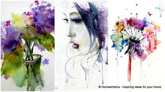 painting designs expand your knowledge with watercolor painting ideas