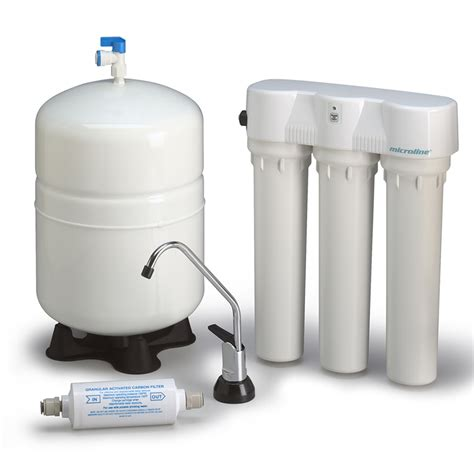sink ro system microline sink osmosis water systems