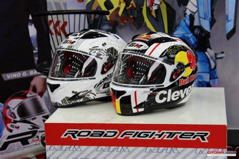 Helm Gm Drag Race Dmi Luncurkan 2 Varian Helm Gm Race Pro Otosia
