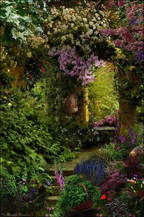 beauty garden beautiful secret garden come into my garden pinterest