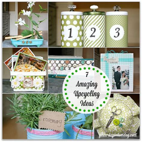 upcycling projects for 7 amazing upcycling ideas