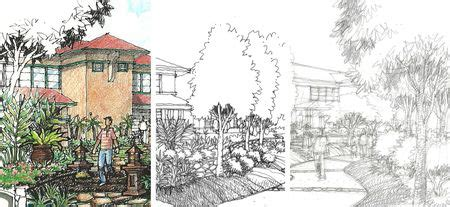 Home Design Using Google Sketchup by Landscape Architects That Can Draw Abdul Hakim Kussim