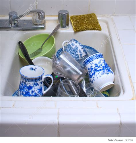 Picture Of Dirty Dishes