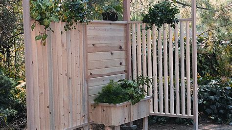 patio wall planters patio wall planter woodworkers guild of america