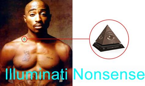 illuminati tattoo fail image tupac illuminati tattoo jpg trollpasta wiki