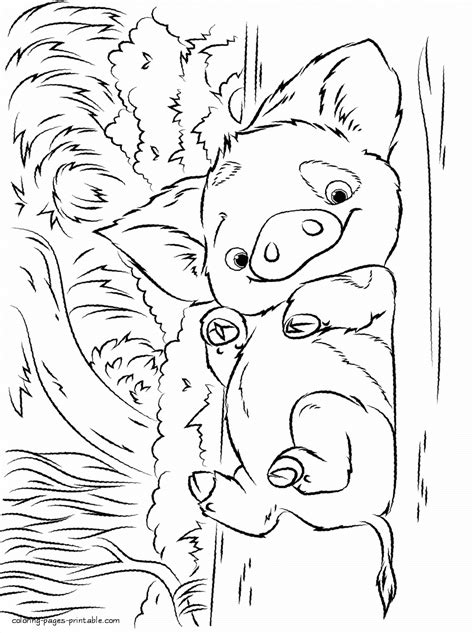 coloring pages disney moana 100 print moana disney coloring pages 2186 best