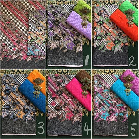 Batik Encim Soft Dan Kain Embos kain batik pekalongan batik soft motif kupu bunga