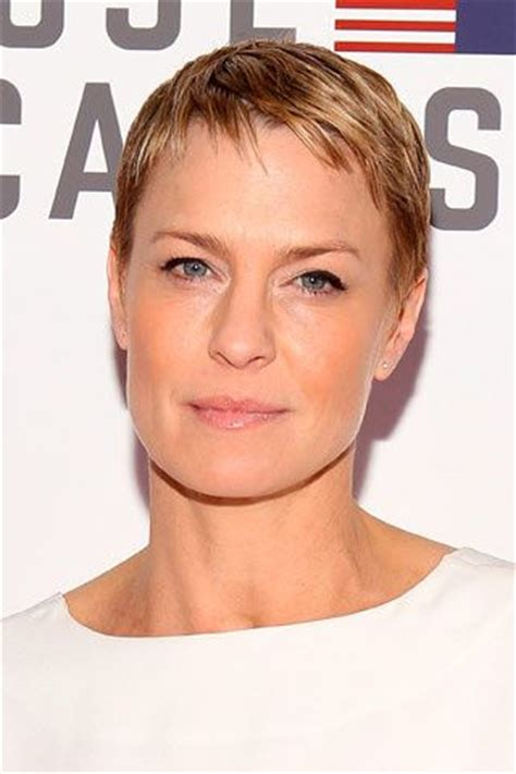 how to get robin wright pixie cut robin wright gorgeous hair pinterest