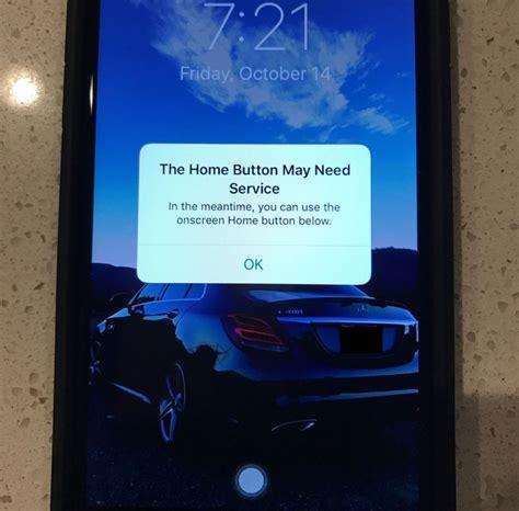 solusi apple  masalah tombol home iphone