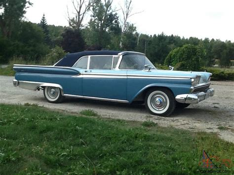 1959 Ford Fairlane by 1959 Ford Fairlane 2 Door Ebay
