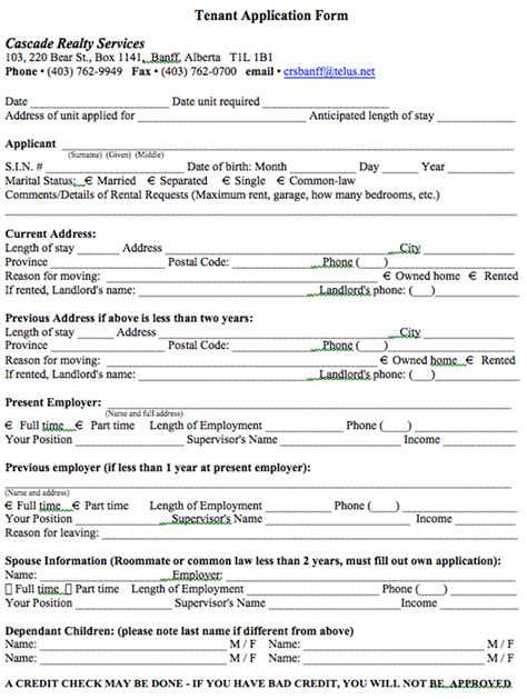 lease agreement template alberta alberta lease agreement template alberta rent and