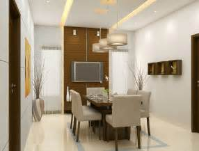 Modern Dining Room simple modern dining room design