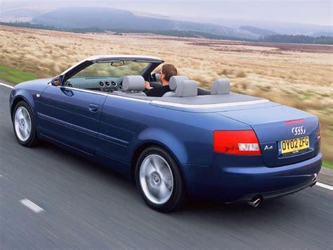Audi A4 Cabriolet by Audi A4 Cabriolet 2002 2003 2004 2005 Autoevolution