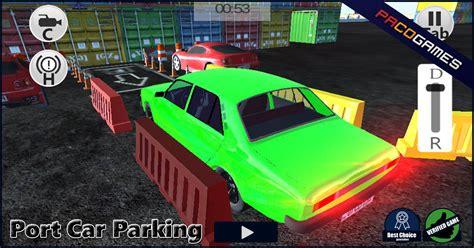 Car Parking At Southton Port by Port Car Parking Spiele Die Kostenlos Bei Pacogames