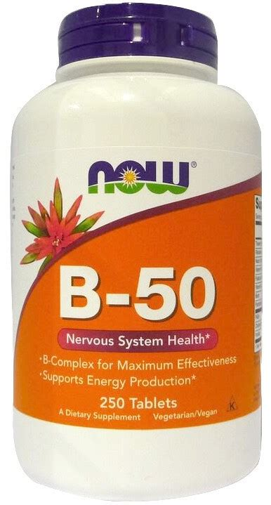 supplement b 50 now foods vitamin b 50 bodybuilding and sports supplements
