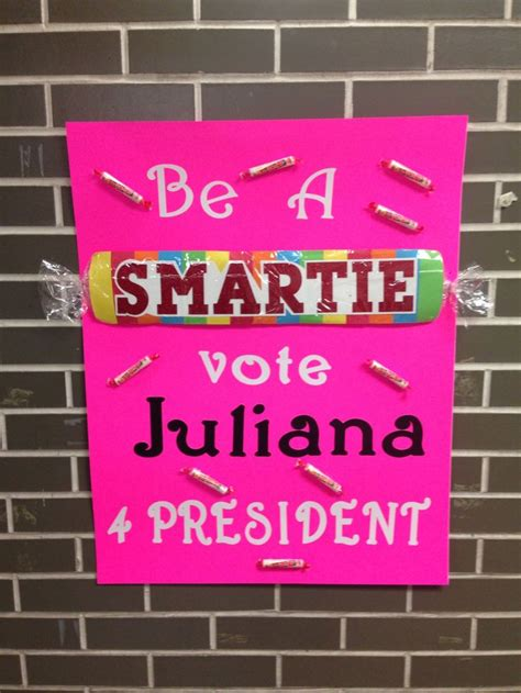 poster student council for ab s pinterest students campaign