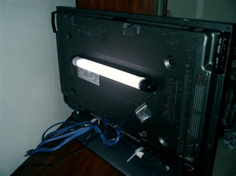 bias lighting for computer monitor how to avoid eye strain from any pc or tv monitor with
