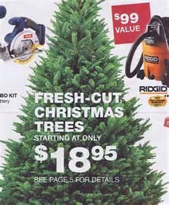 fresh cut christmas tree blackfriday fm