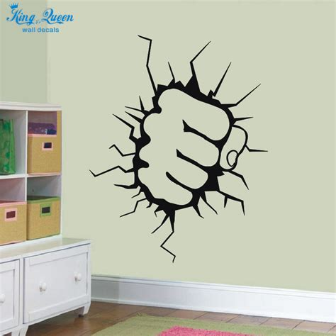 home wall decor stickers incredible hulk wall stickers home decor vinyl transfer