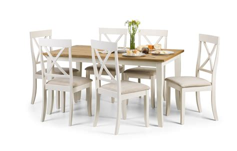 Davenport Dining Table & 6 Chairs
