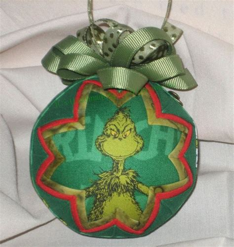Handmade Fabric Ornaments - 1761 best images about quilted ornaments on