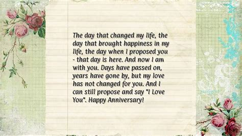 Wedding Anniversary Wishes Letter by You Can Then Save Them And Send Them To Your Loved Ones
