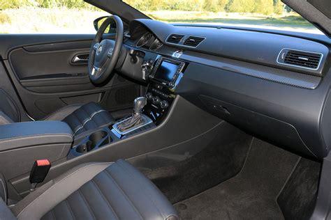 volkswagen passat 2017 interior 2017 volkswagen cc r line first drive digital trends