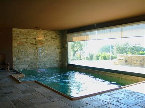 small indoor pool indoor pool at villa trasimeno a small luxury villa in