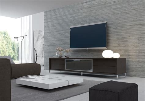 contemporary tv stands Living Room Contemporary with