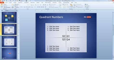 powerpoint templates quadrants free quadrants powerpoint template free powerpoint