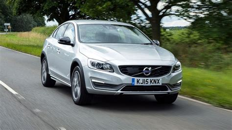 volvo  cross country manual  se lux  drive review auto trader uk