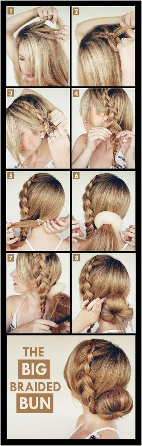 Braided Hairstyles Tutorials by 19 Fabulous Braided Updo Hairstyles With Tutorials