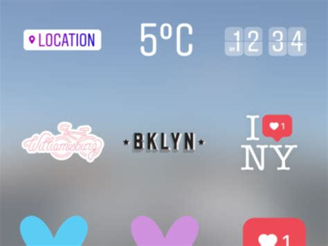 Location Stickers here s how to use instagram s new location based stickers
