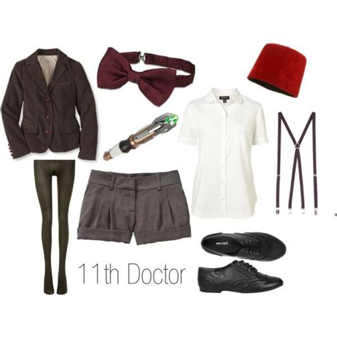 11th doctor style