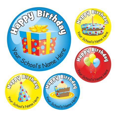 happy stickers birthday reward stickers school stickers for teachers