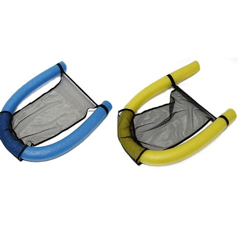 Water Chair by Pool Noodle Chair Water Floating Chair For