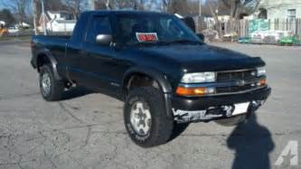 Chevrolet S10 4x4 For Sale 2003 Chevy S10 Zr2 4x4 For Sale In Des Moines Iowa