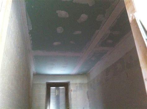 controsoffitto per bagno foto stuccatura controsoffitto bagno di edil ristructura