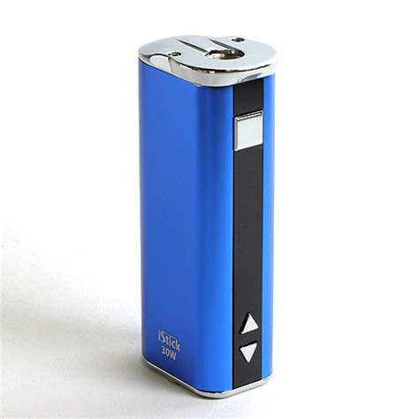 Eleaf Istick 30w 2200mah Mod Battery Vaporizer Authentic kit eleaf istick sub ohm 30w 2200ma vv vw blue