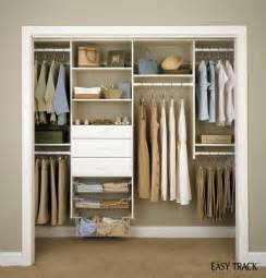 Easy Closet System Giveaway Win An Easy Track Diy Closet Organization System