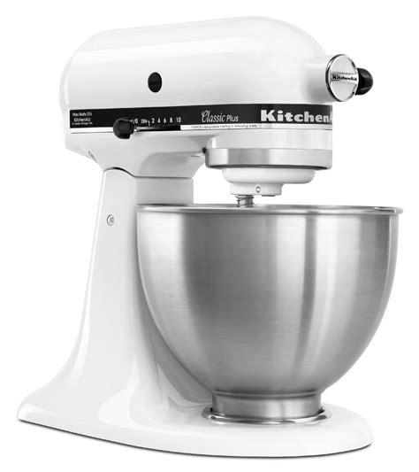 Kitchenaid Mixer Sizes Kitchenaid 4 5 Qt Classic Plus Stand Mixer Ksm75 One Size