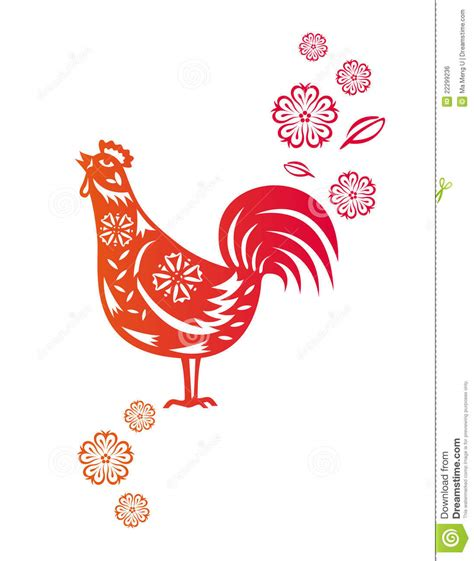 new year animals chicken year of rooster chicken royalty free stock image