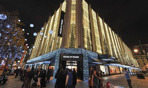 house of fraser house of fraser sells 89 stake to chinese conglomerate sanpower business the guardian