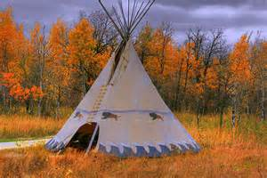 Duvet Covers Winnipeg Quot Plains Cree Teepee Quot By Larry Trupp Redbubble