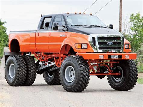 big ford trucks big ford trucks lifted ford trucks working wonders