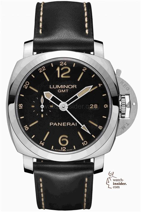 the new panerai luminor 1950 3 days gmt 24h pam531 insider