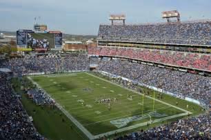 Nissan Stadium Capacity Nissan Stadium Tennessee Football Stadium