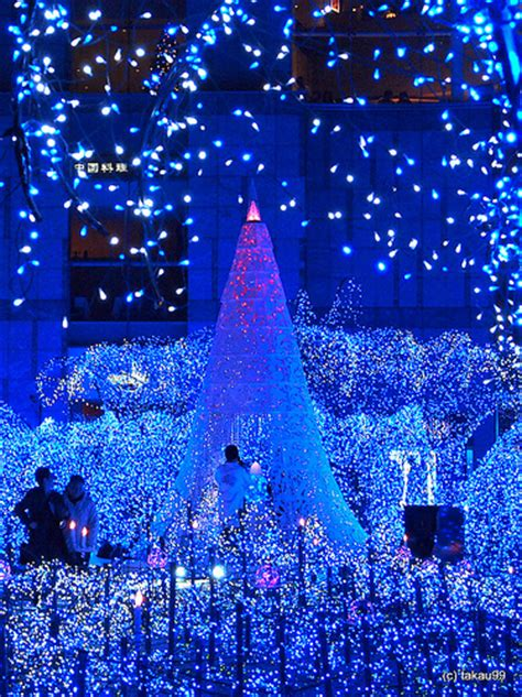 christmas tree japan flickr photo sharing