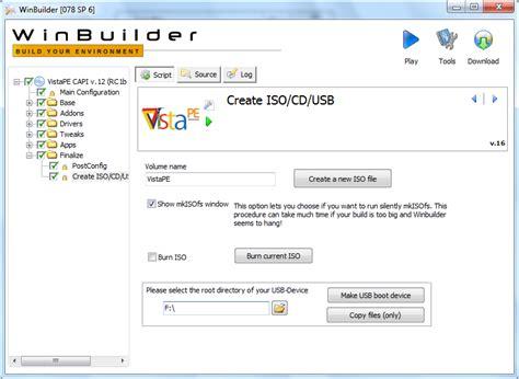 create usb boot disk windows vista heroesinterzu