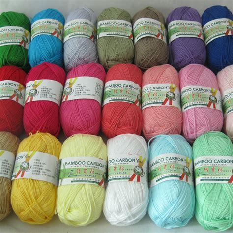 aliexpress yarn online buy wholesale bamboo yarn from china bamboo yarn